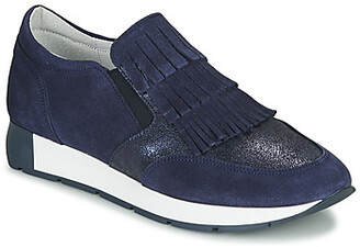 Myma METTITO women's Shoes (Trainers) in Blue