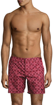 Parke & Ronen Catalina Solid Stretch Swim Trunks