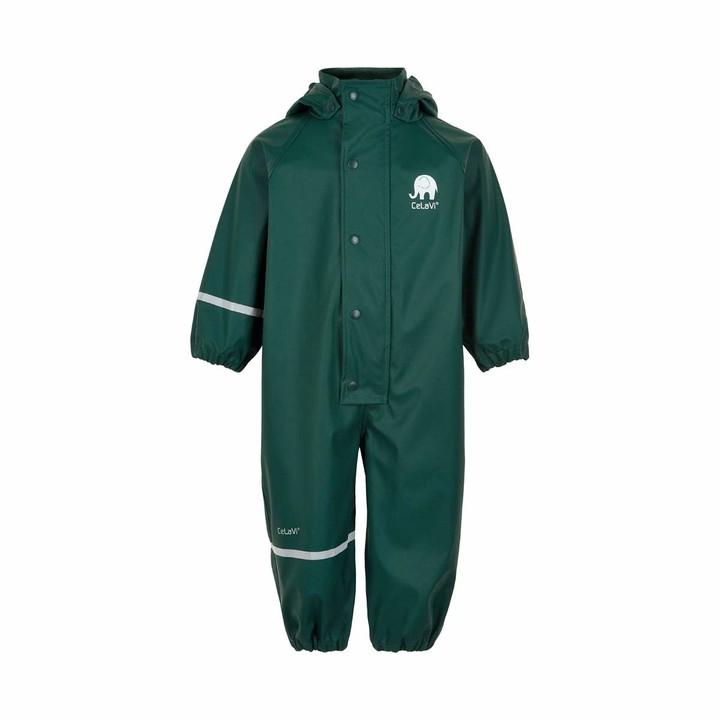 Celavi Boys Regenanzug Einteilig in Vier Farben Waterproof Jacket