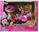 Disney Disney's Minnie Mouse Remote Control Airplane