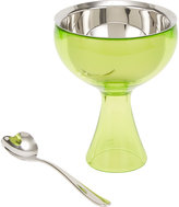 "Alessi Big Love"" Ice Cream Bowl Set"