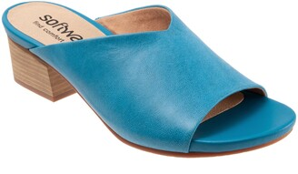 SoftWalk Parker Slide Sandal