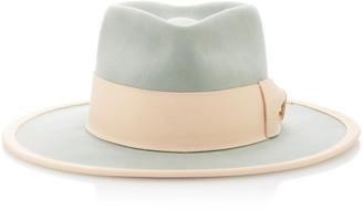 Nick Fouquet Blue Marlin Felt Hat