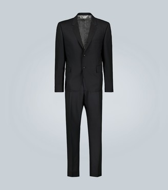 Thom Browne Exclusive to Mytheresa silk-trimmed tuxedo with bow tie