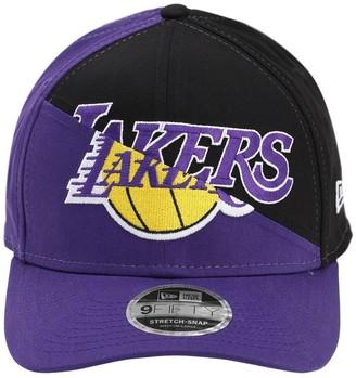 New Era Nba Team Split Stretch Snap Baseball Hat