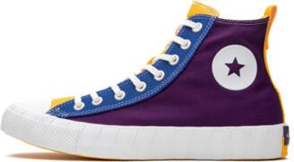 Converse Not A Chuck Hi 'Night Purple' Shoes - 8