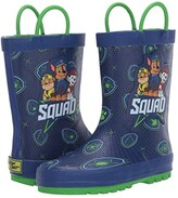 Western Chief Paw Patrolian Boot (Toddler/Little Kid) (Blue) Kids Shoes