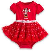 Disney Minnie Mouse Ruffled Bodysuit for Baby - Disneyland