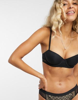 DKNY bra in black