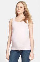 Tees by Tina Women's Seamless Maternity Tank