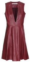 Acne Studios Lavren Leather Dress