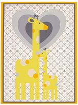 Jonathan Adler Safari Giraffe Canvas Wall Art