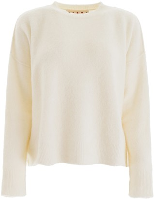 Marni Pullover With Embroidered Logo
