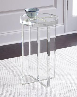 John-Richard Collection Duke Crystal Side Table