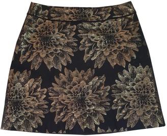 Karen Millen Gold Skirt for Women