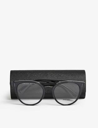 Prada PR08UV round-frame glasses