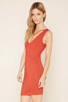 Forever 21 FOREVER 21+ Contemporary Y-Front Dress