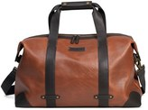 Trask Men's 'Jackson' Leather Duffel Bag - Brown