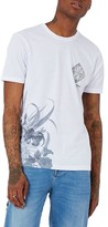 Topman Men's Above & Beyond Nyc Slim Fit Graphic T-Shirt