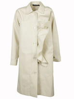 Sofie D'hoore Ruffled Coat