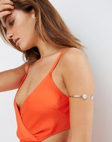 Asos Sunburst Arm Cuff