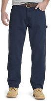 Berne Original Denim Carpenter Jeans Casual Male XL Big & Tall