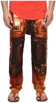 Vivienne Westwood Wallace Print Viscose Squiggle Trousers
