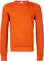 Etro round neck jumper