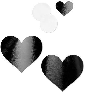 Bristols 6 Bristols6 Patent Heart Nippie