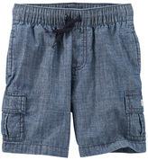 Osh Kosh Pull-On Cargo Shorts