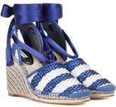 Balenciaga Bazar espadrille sandals