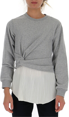 3.1 Phillip Lim Knot Layered Sweater