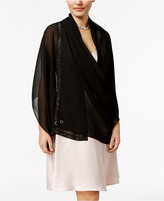 Calvin Klein Embellished Wrap