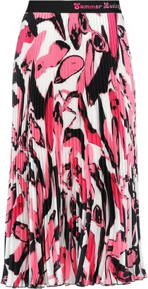 PINKO UNIQUENESS 3/4 length skirts