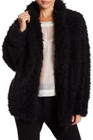 Romeo & Juliet Couture Faux Fur Coat