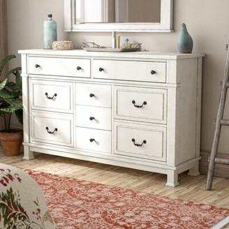 Three Posts Derwent 9 Drawers Standard Dresser
