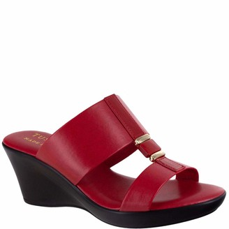 Easy Street Shoes Benita Red