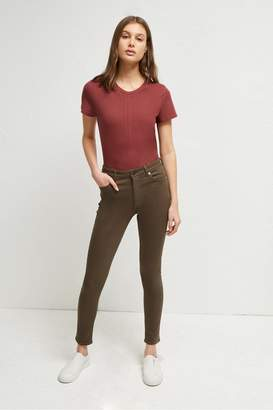 French Connection Rebound Organic Cotton 30 Inch Skinny Jeans