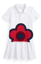 Burberry Girl's Cheryl Polo Dress