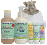 California Baby Calming Newborn Tote by 5pieces Set)