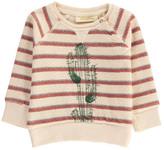 Soft Gallery Cactus Striped Sweatshirt