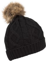 FITS Accessories Cable-Knit Cuffed Beanie (For Women)