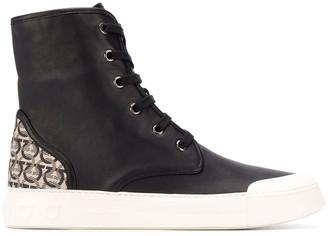 Salvatore Ferragamo Ankle-Length Boots