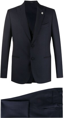 Lardini Three-Piece Formal Suit