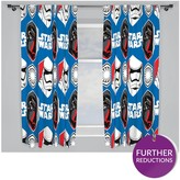 Star Wars Episode VII: The Force Awakens Curtains – 66 X 54 Inch