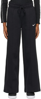 Nike Black & White Sportswear Trend OH Lounge Pants