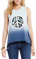 Peace Love World Ashley Sleeveless Tank