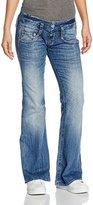 Herrlicher Women's Pitch Jeans (Flared Leg),30 W/32L