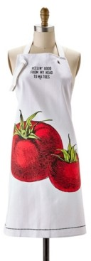 Twos Company Two's Company Farm To Table in Mason Jar - Tomato Apron