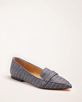 Ann Taylor Luann Loafer Flats